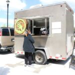 Lakewood Retirement Community Celebrate Earth Day with Food Truck
