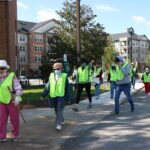 Senior Living Community participate in Earth Day 3K