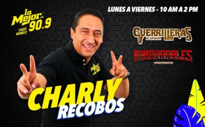 CHARLY RECOBOS