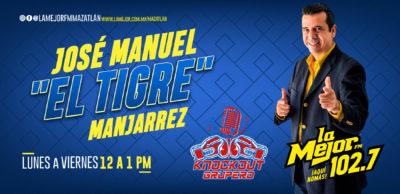 KnockOut Grupero Con José Manuel