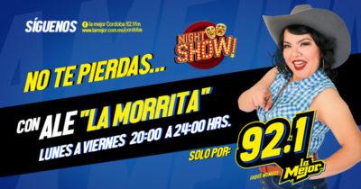 EL NIGHT SHOW!!