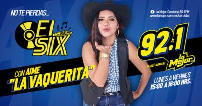 EL SIX DE LA MEJOR FM