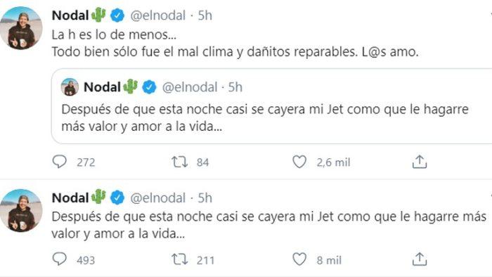 Christian Nodal Twitter