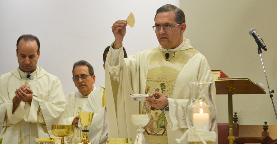 Monseñor Leonardo J. Rodriguez Jimenes