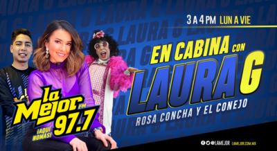 En Cabina con Laura G