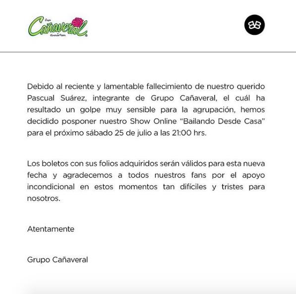 comunicado Cañaveral