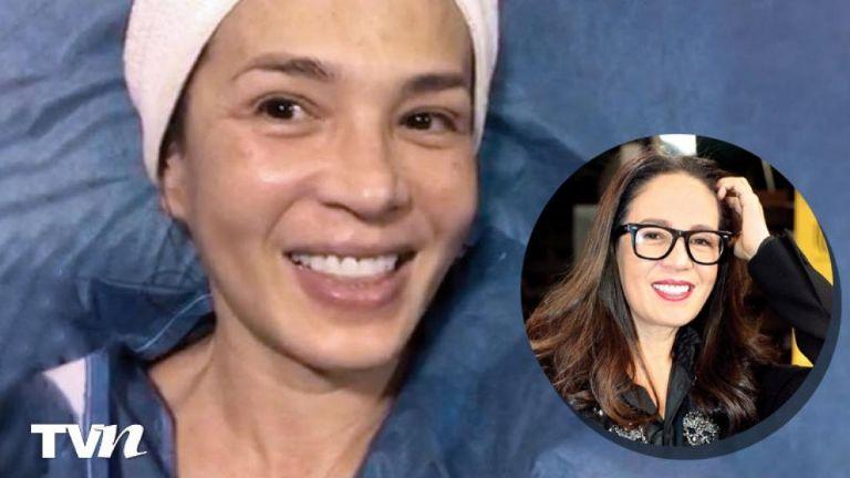 Yolanda Andrade cirugía