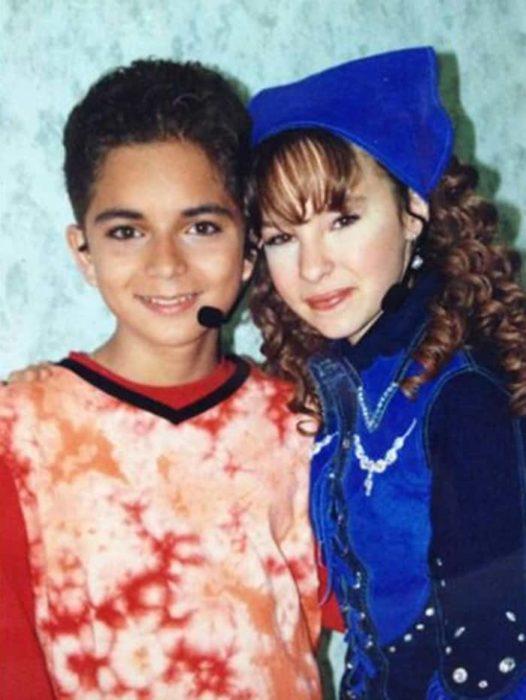 Belinda y Fabian Chavez