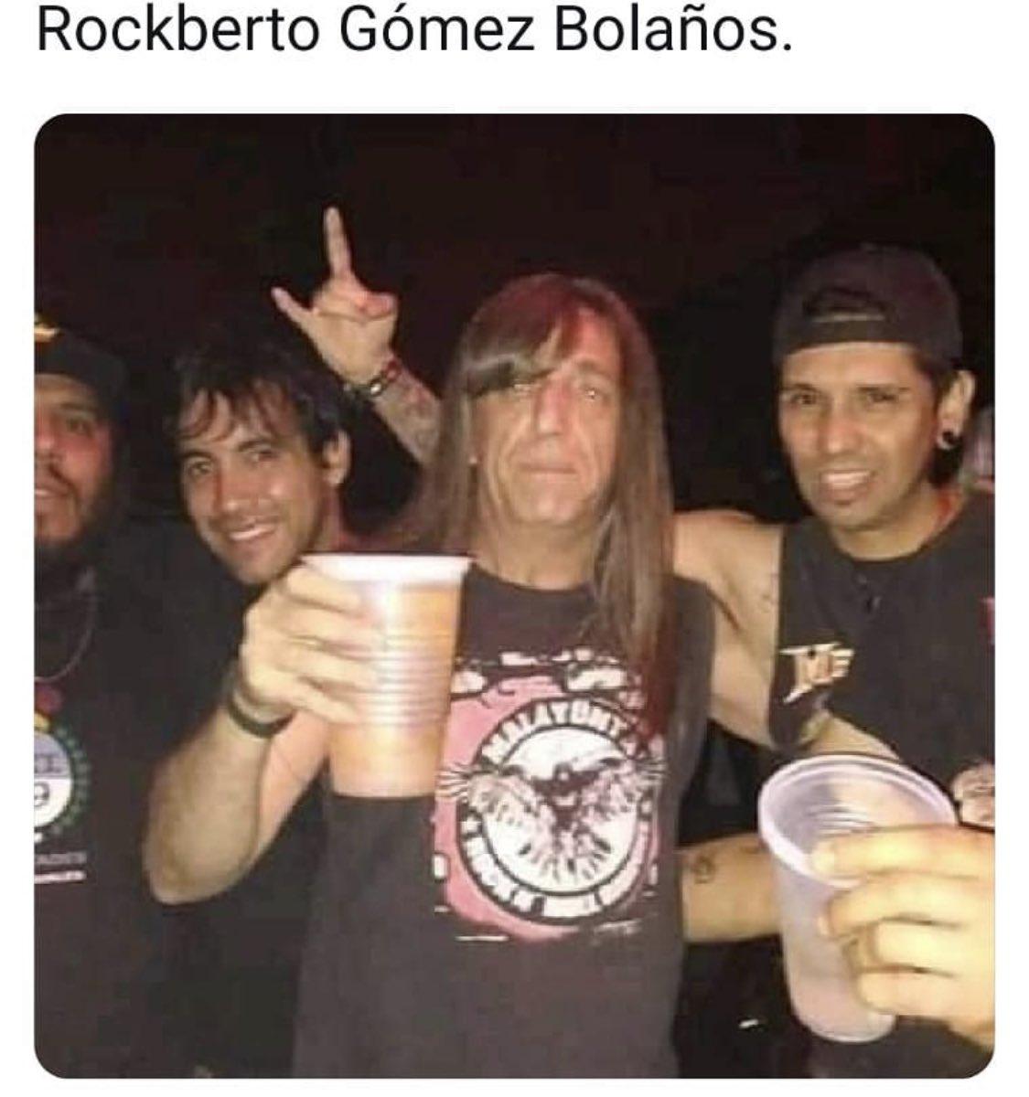Meme Rockberto