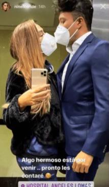 ¿Ninel Conde está embarazada?/ IG