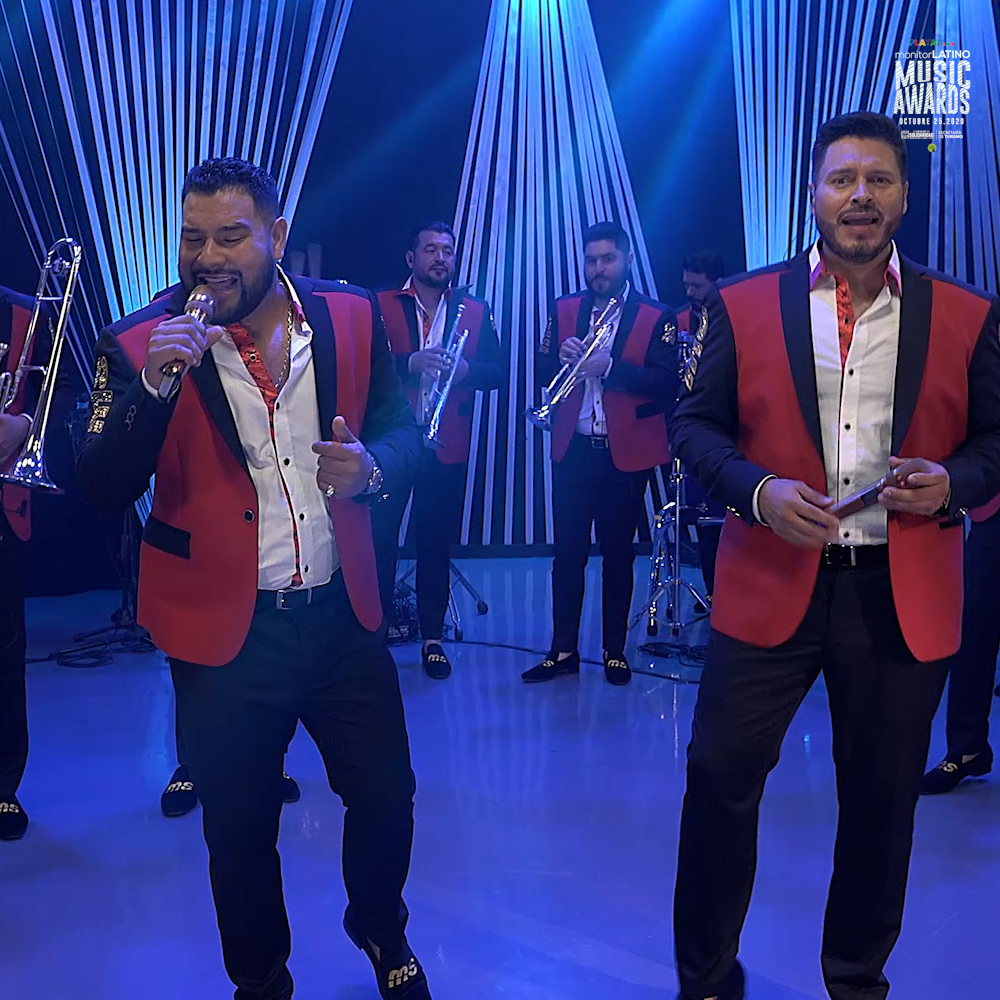 Banda MS en Monitor Latino Music Awards