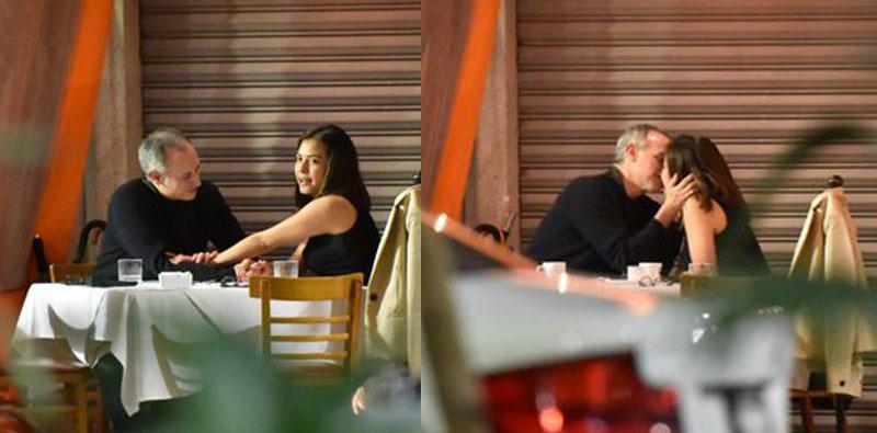 López-Gatell con nueva novia