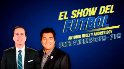 EL SHOW DEL FUTBOL