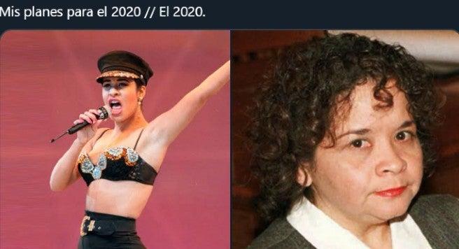meme mis planes / el 2020