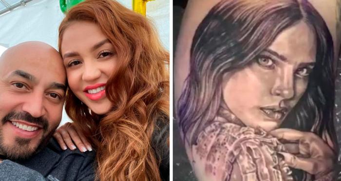Lupillo Rivera se quita tatuaje