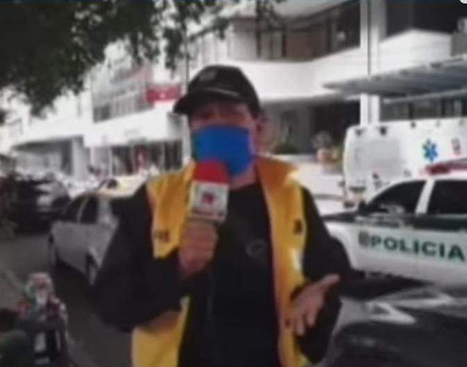 esposa reportero