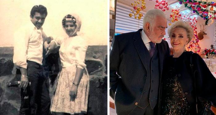 La romántica historia de amor de Vicente Fernández y Doña Cuquita - La Mejor