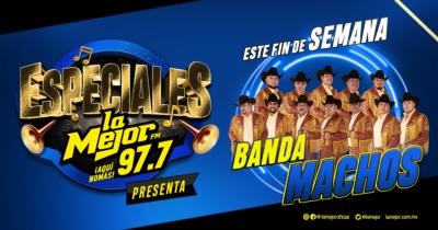 Especiales La Mejor FM 97.7