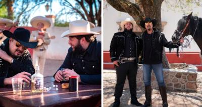 Lo que debes saber del dueto entre El Fantasma y Pepe Aguilar - La Mejor