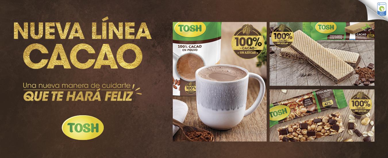 Cacao Tosh