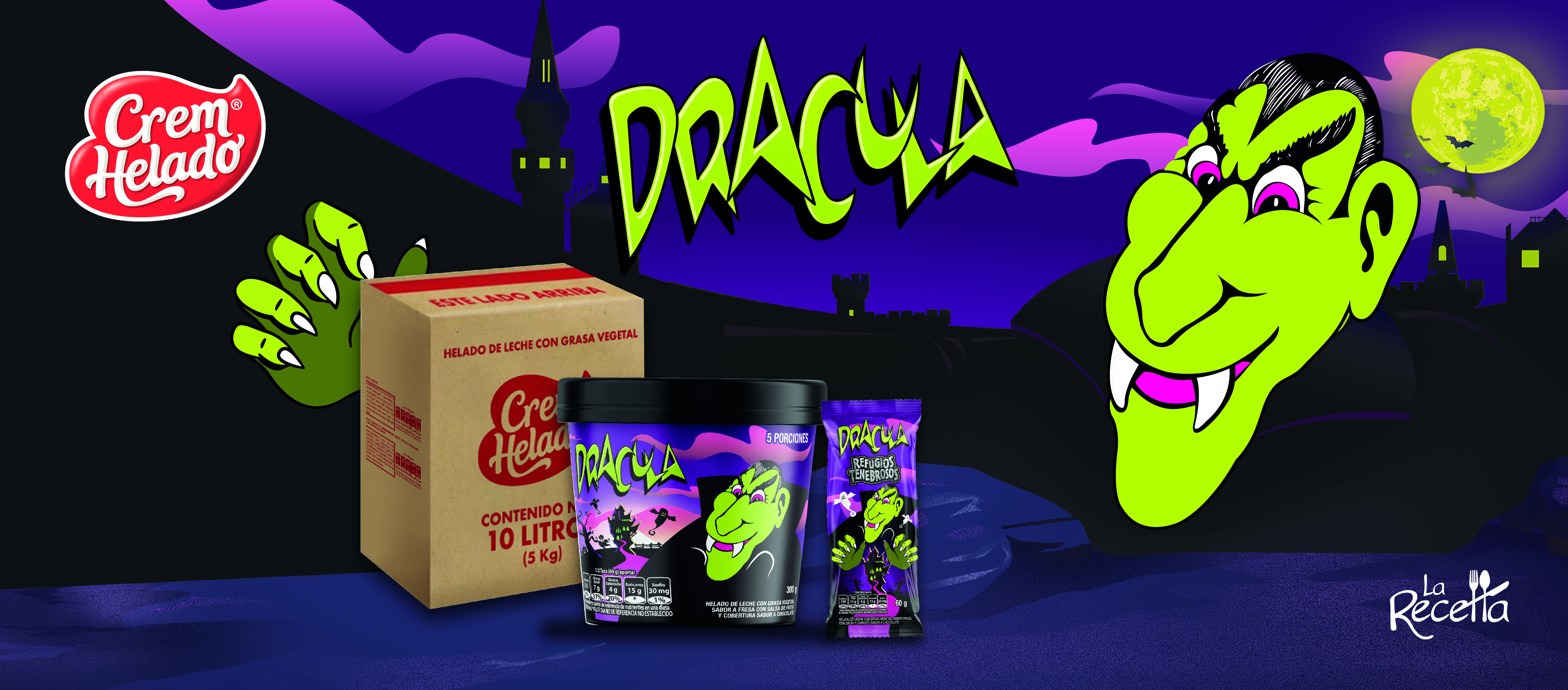 Dracula -Octubre 2021 (MEALSS)