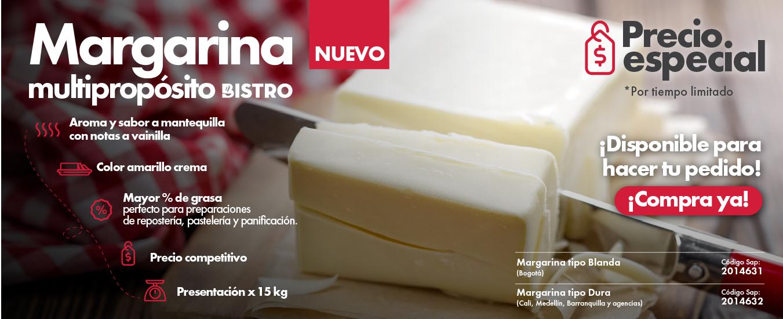 Margarina Bistro