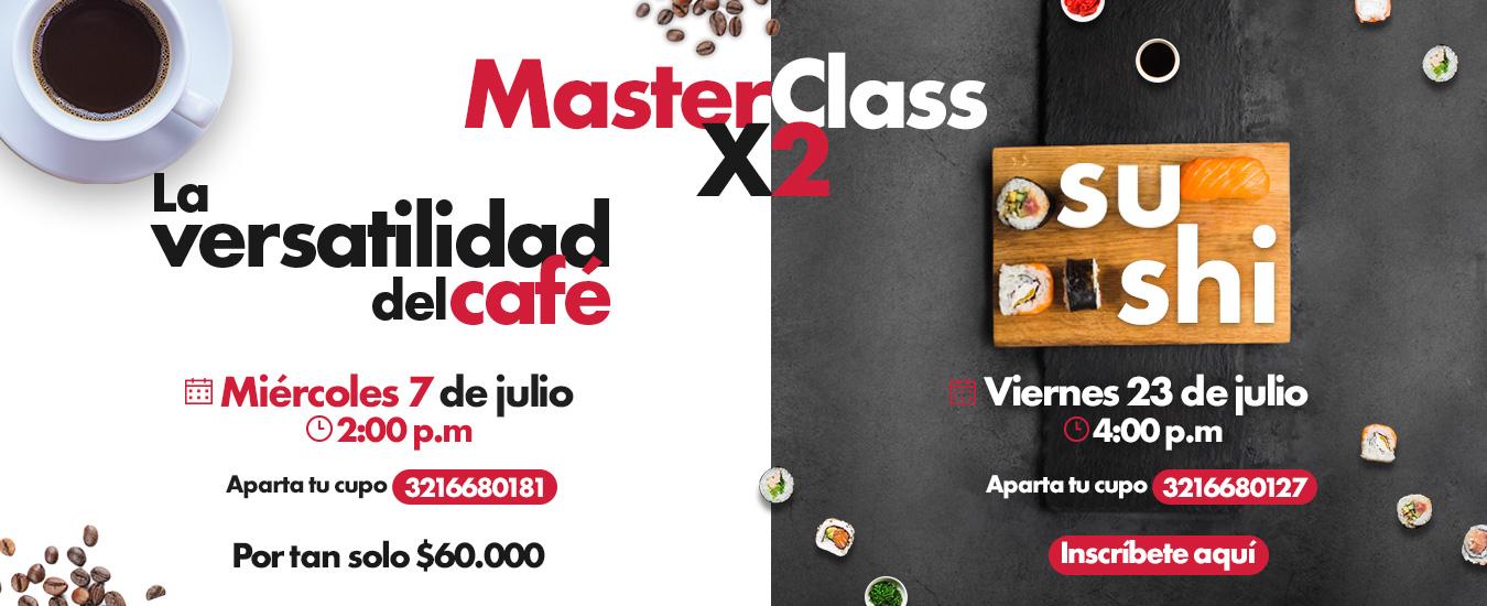 Masterclass Julio 2021