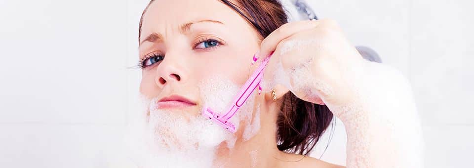 Laser away article image for How To Remove Unwanted Facial Hair
