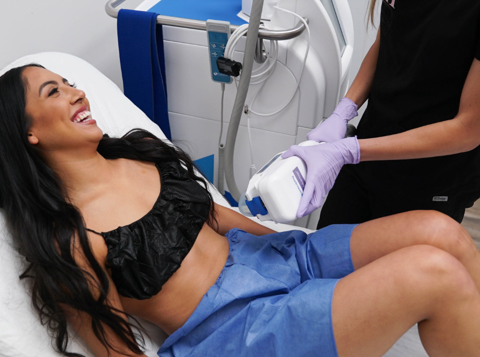 Image for coolsculpting aftercare at Laser Away
