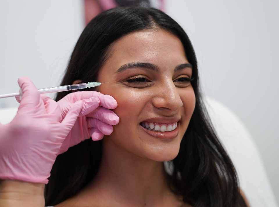 Image for Laser Away recomendations for post care for botox xeomin