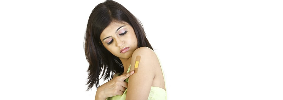 Laser away article image for How to Care for a Wound to Minimize Scarring