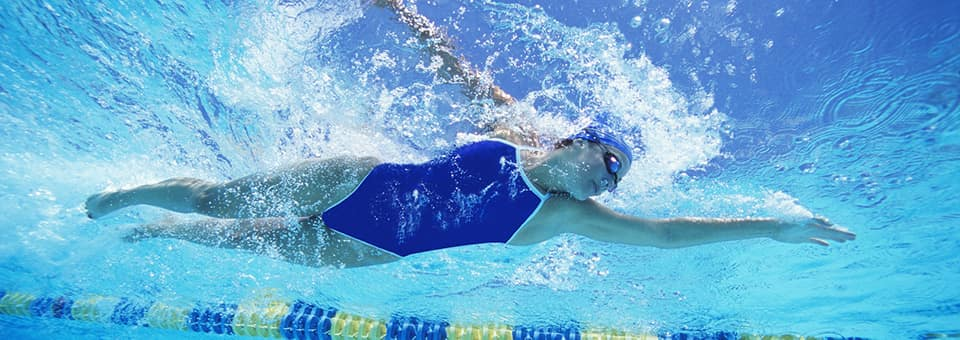 Laser away article image for How Swimmers Remove Body Hair