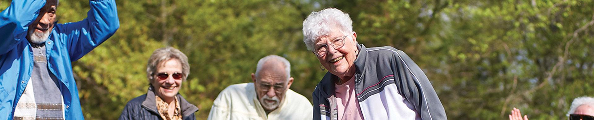 Independent Living in Bridgewater NJ Laurel Circle Retirement Community