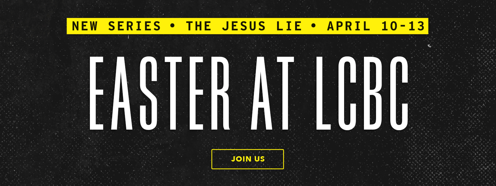 Join us For Easter Online