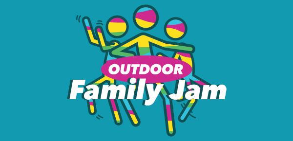 Outdoor Summer Family Jam - Learn More