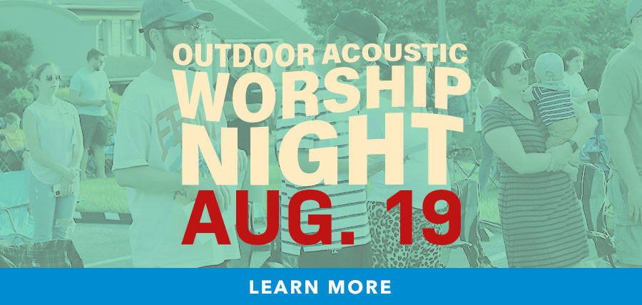 Worship Night August - - Learn More