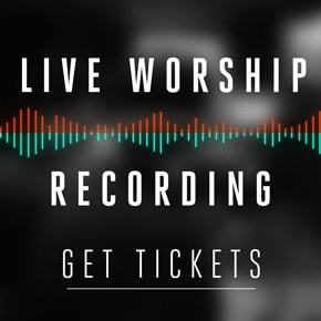 Live Worship Ad Has Button 290X290 Square Small