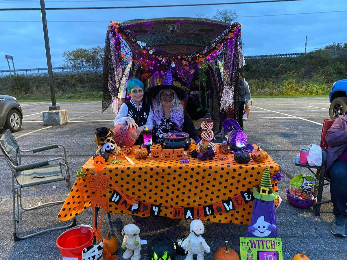 Trunk or Treat at LCBC Harrisburg