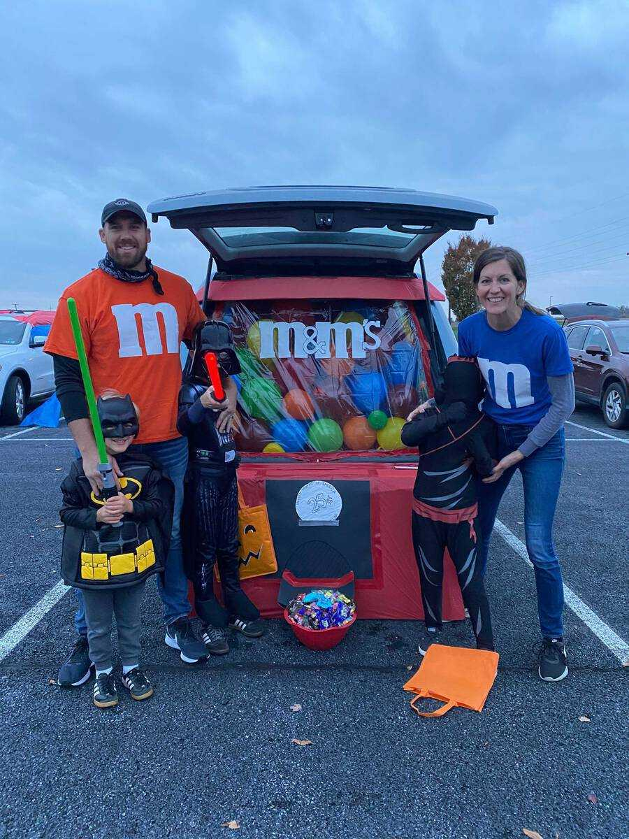 Trunk or Treat at LCBC Manheim