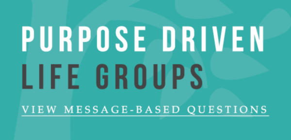 Purpose Driven Life Groups Has Button 600X290 Horizontal Feature