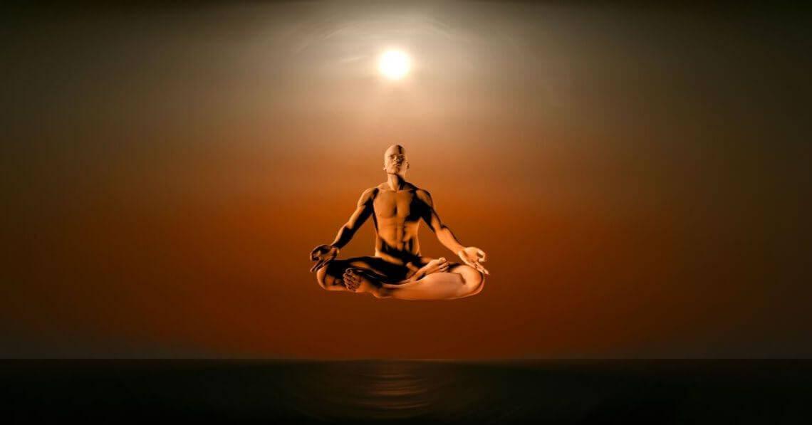 Ascendance through meditation