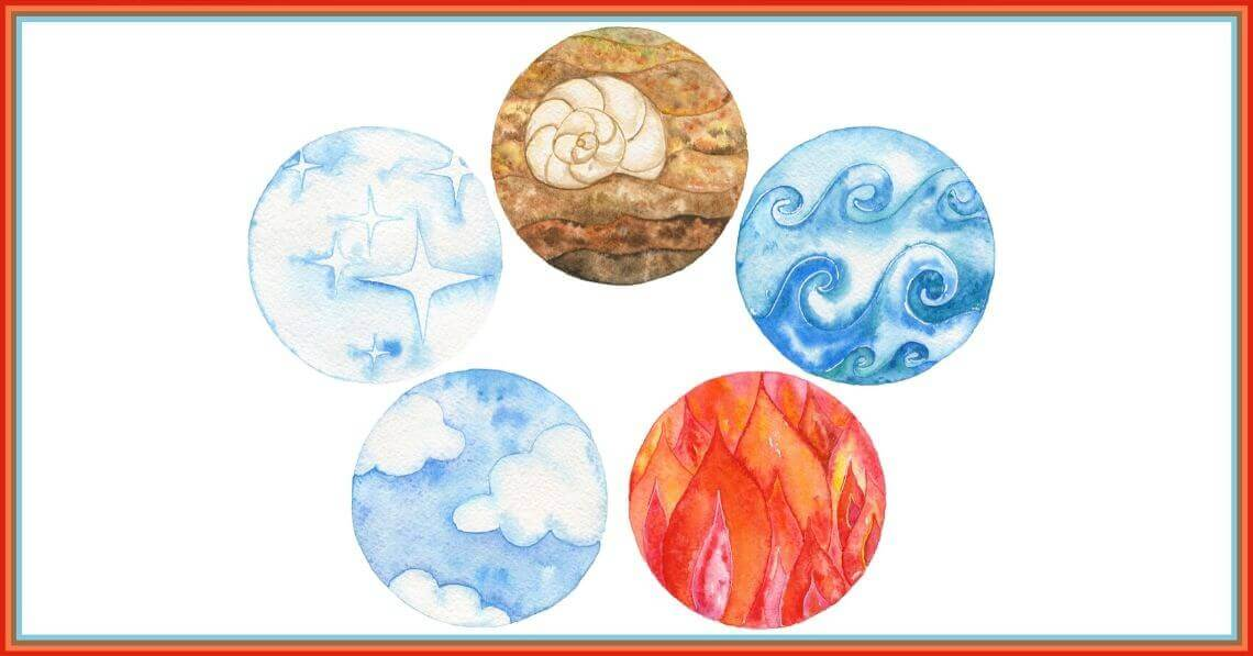 Ayurveda's 5 elements