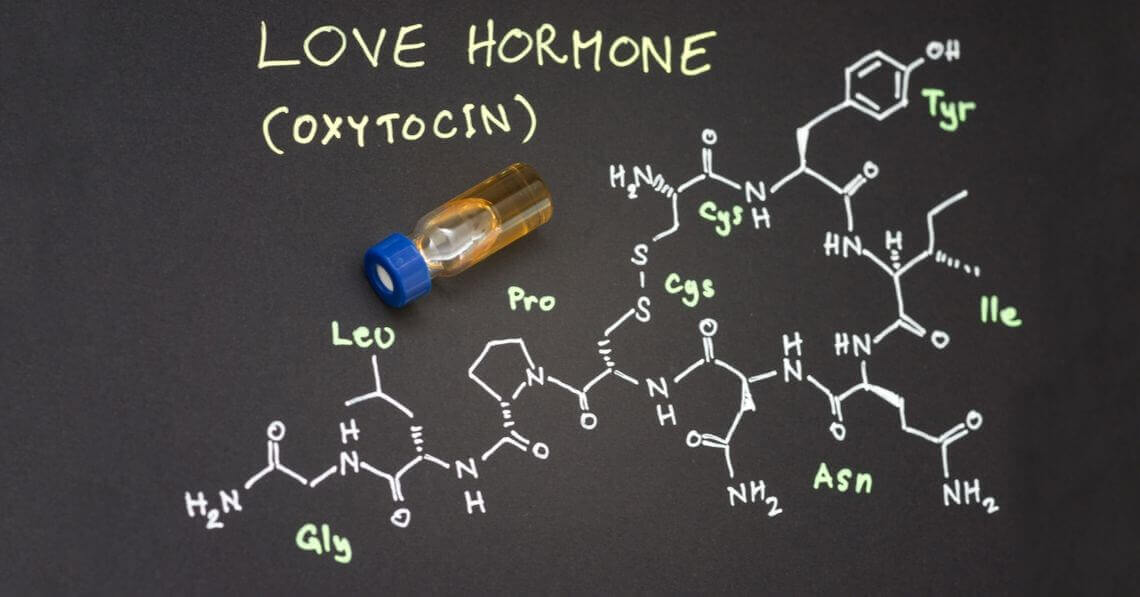 Oxytocin chemical chart