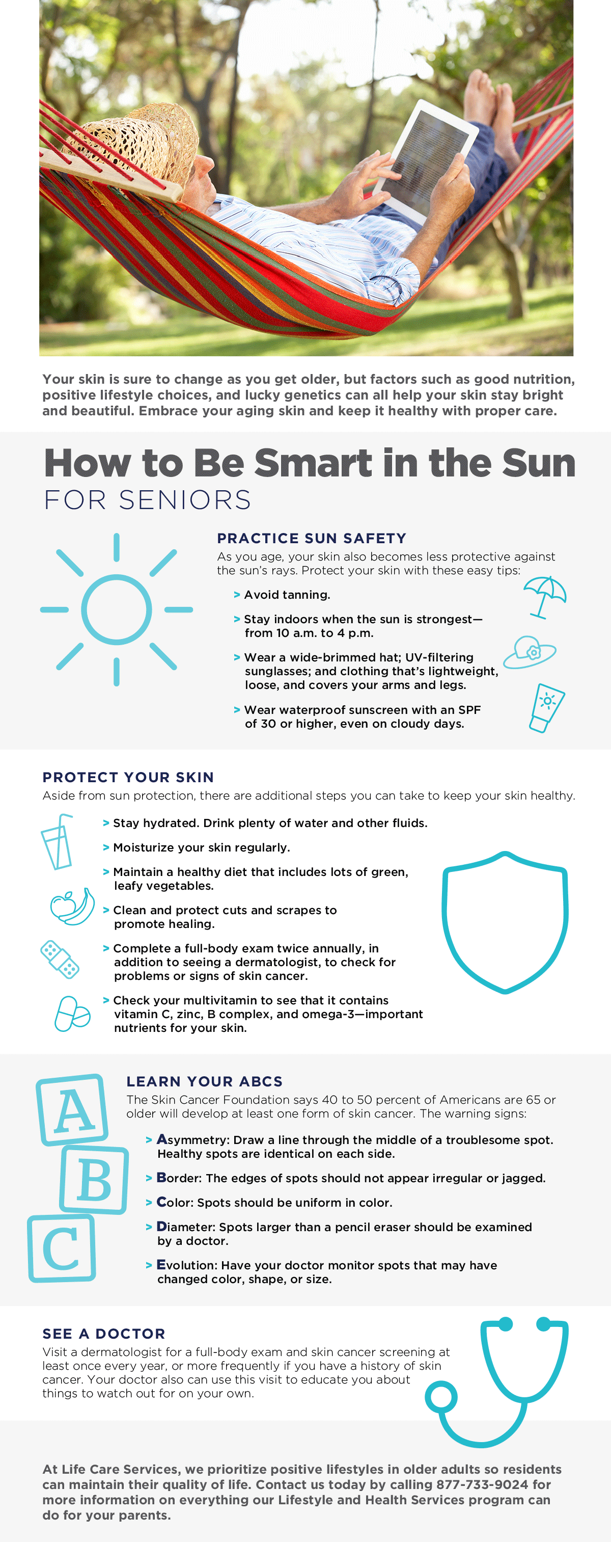 Smart in the Sun for Seniors