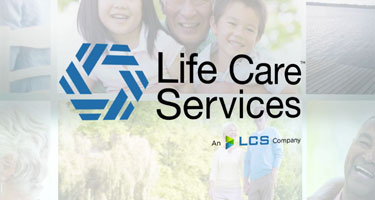 Life Care Services logo