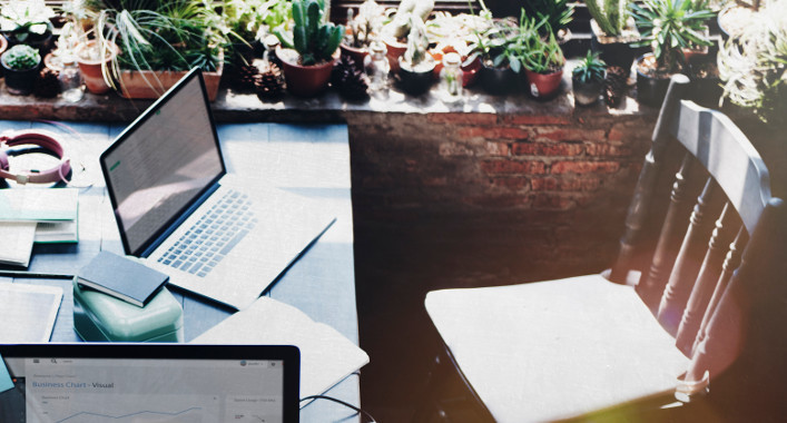 How to work remotely from home with success
