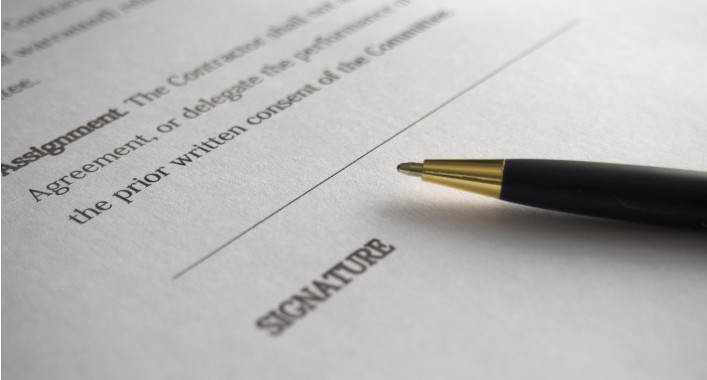 Vertragsschluss ohne Intermediär dank Blockchain-Technologie und Smart Contracts