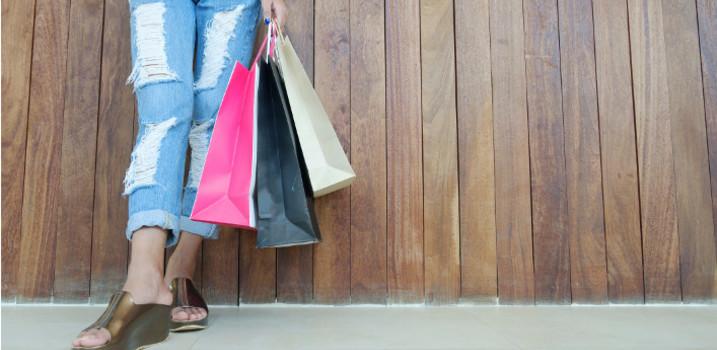 Slider shopping