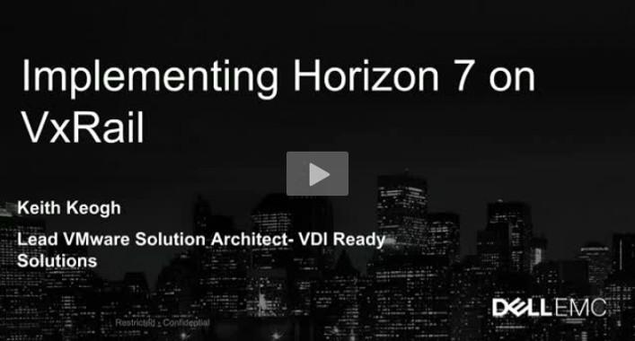 Implementinghorizon7