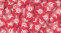Thumb pinterest marketing